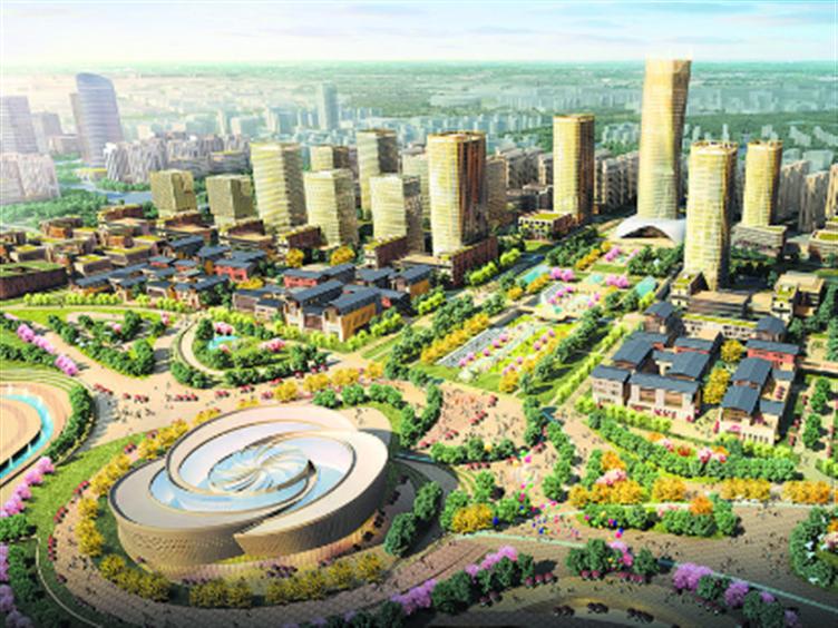 七大优势助力简州新城营造大美山水公园城市