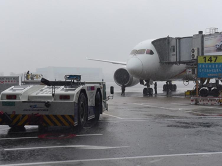 成都機場大面積航班延誤 已取消39架航班