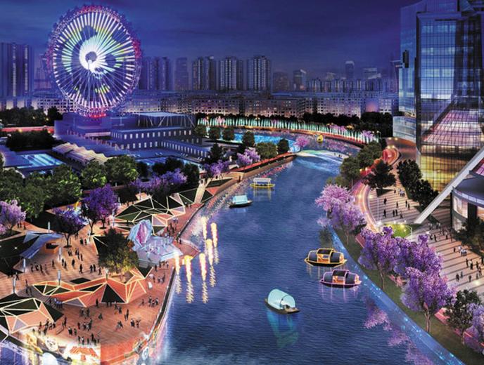 一文讀懂錦江公園 這樣建設你意下如何?