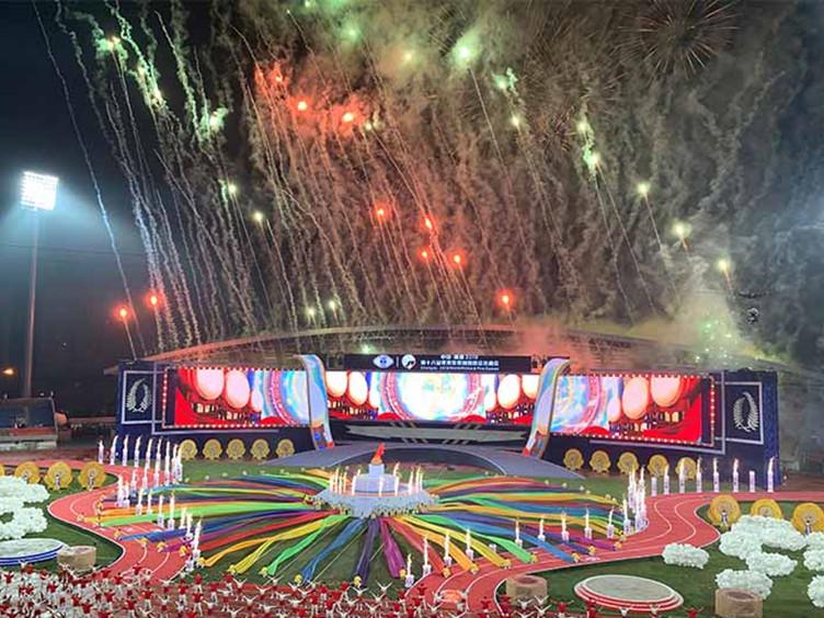 世警联合会主席拉瑞·柯林斯:幸运分分彩世警会开幕式史上最好