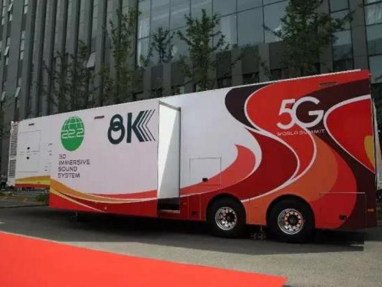 """5G让8K视频产业站上""""风口""""  4万亿市场机会如何把握"""