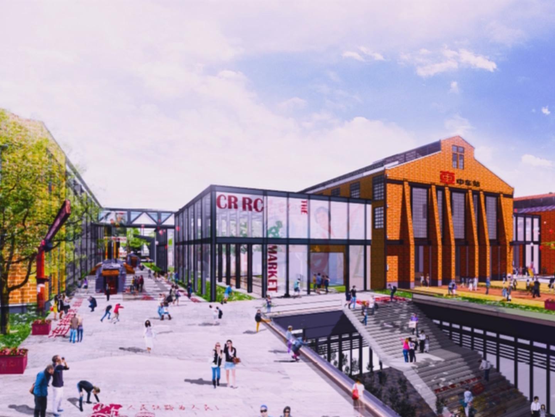 工业遗址蝶变新生 新场景提升城市功能品质