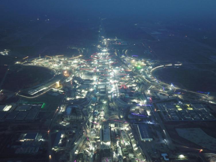 东部新城将建成引领新经济发展的产业新城