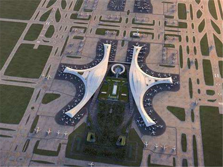 """加速构建通达全球的""""空中丝路"""" 省人大代表点赞天府国际机场建设"""