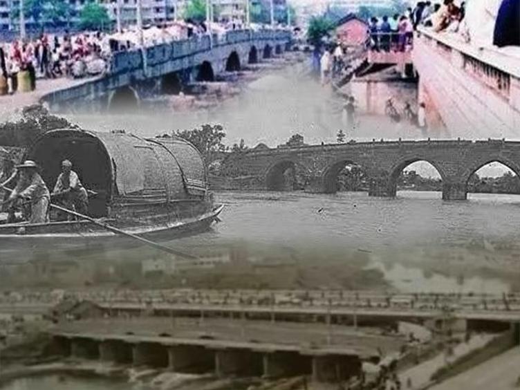 城市地标里的70年 | 新旧九眼桥的悠悠岁月