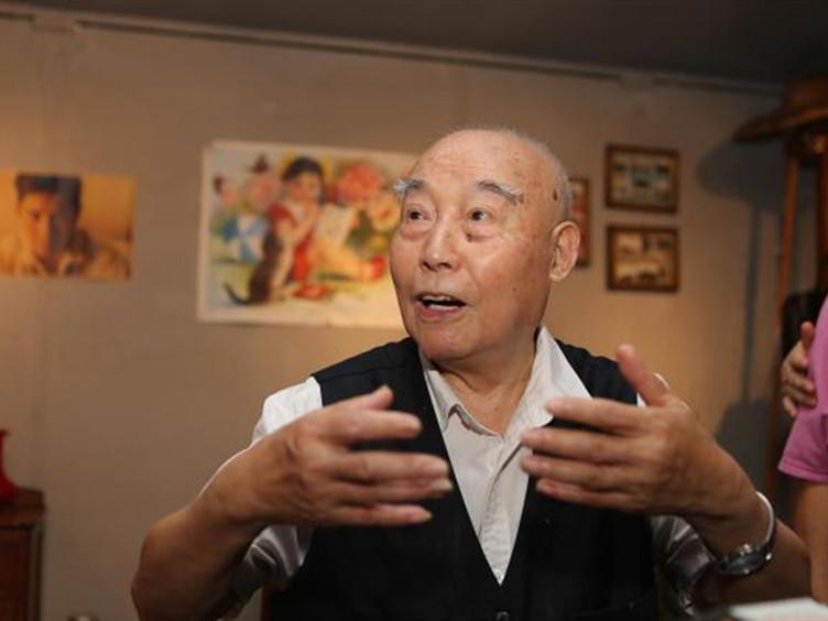 """""""90后""""老党员饶毅:年轻时曾是中共地下党员"""