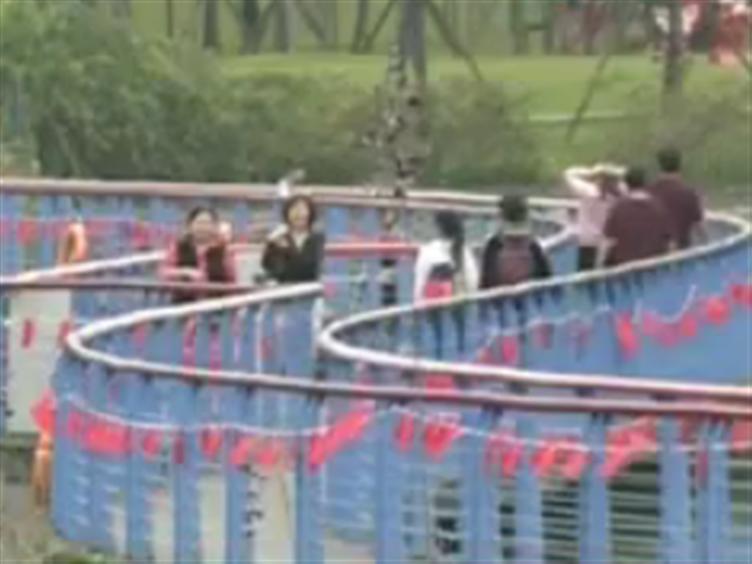 国庆游绿道 锦江公园引力嘉年华开启潮玩体验