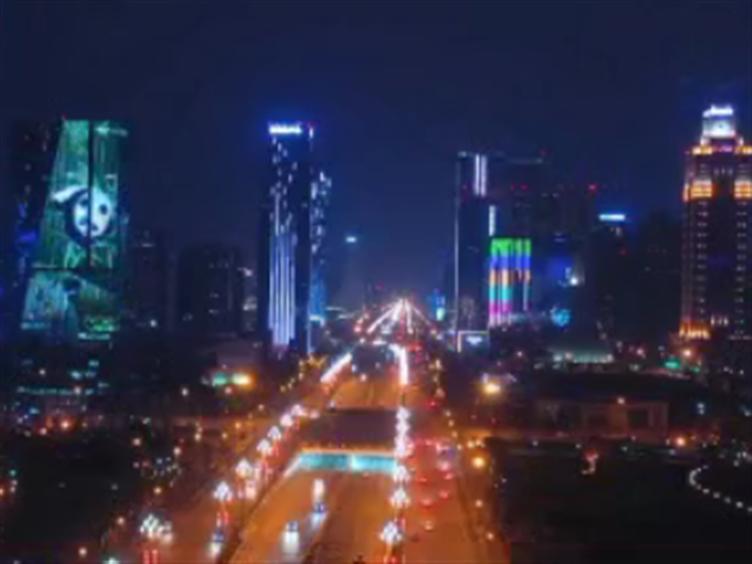 """城市悄然入夜 前方""""文青""""在此出没"""