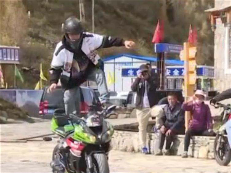 现实版的《速度与激情》!中国阿坝汽摩拉力赛今日激情开赛