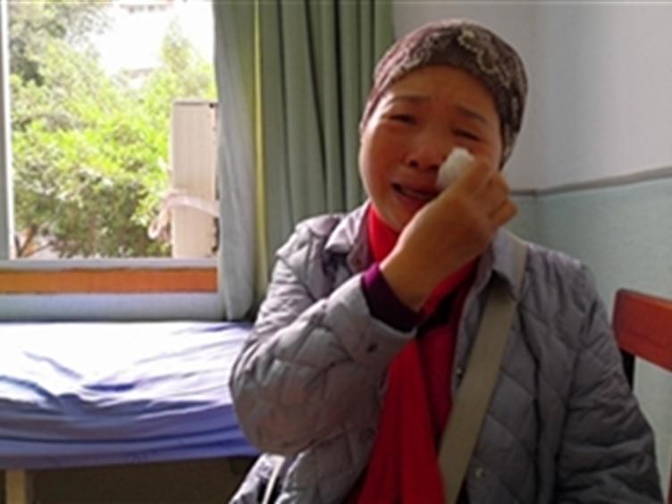 眉山癌症晚期患者无私向病友捐款10万元 令人泪目!