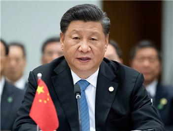 習近平出席金磚國家領導人第十一次會晤