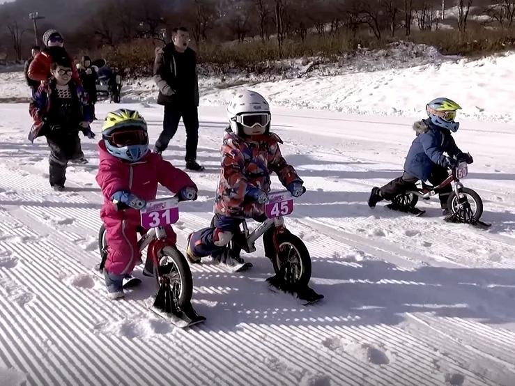 南国国际冰雪节好戏连台 全球华人滑雪大赛即将登场