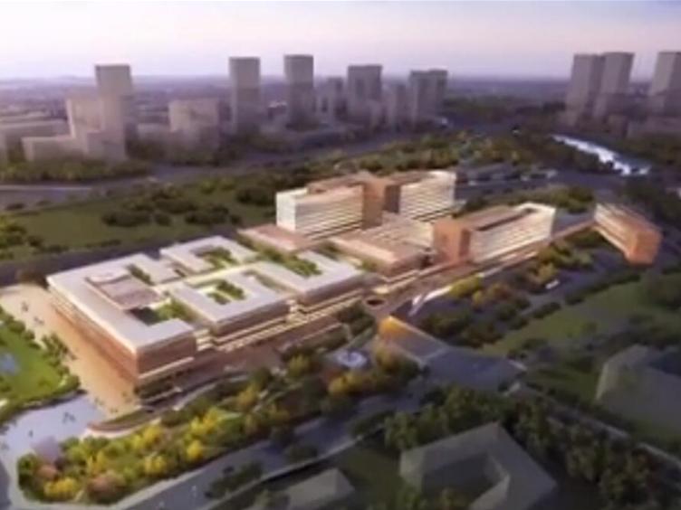 """天府新区的华西天府医院来啦!未来华西将形成""""双子院区""""新格局"""