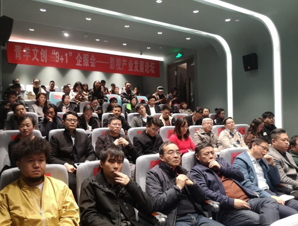 成都市青羊区:举办少城影视产业联盟<font color=red>筹备会</font> 助力成都影视产业发展