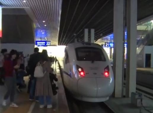 好消息!成贵高铁预计12月20日全线通车