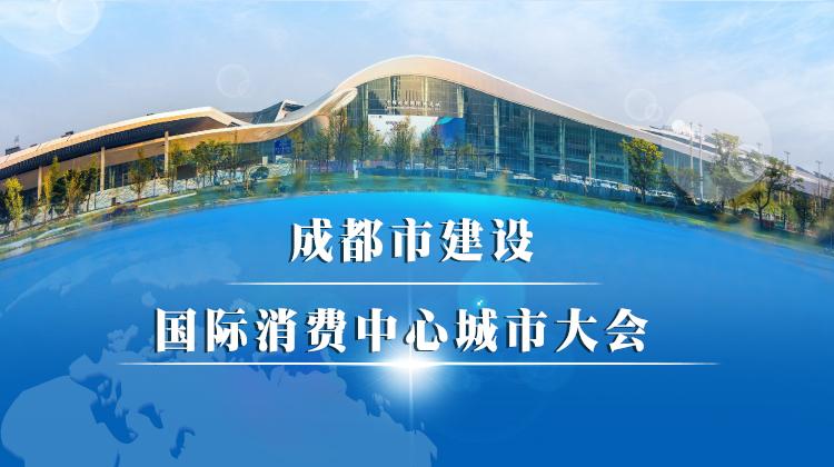 成都市建设国际消费中心城市大会