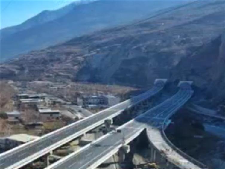 今年新开行5段高速!四川省高速里程突破7500公里