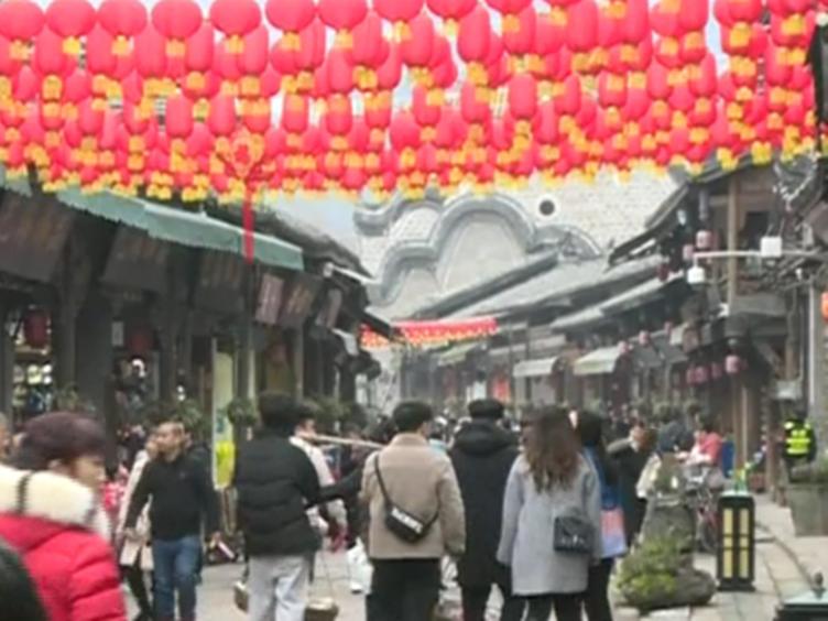 2020天府古镇旅游节欢乐闹新春 10条古镇旅游线路等您来玩