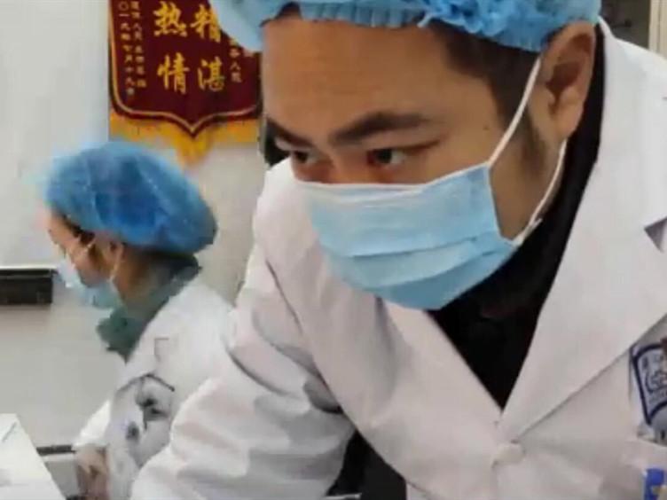 蒲江县人民医院呼吸内科主任李凯:我会坚持把这场仗打赢!
