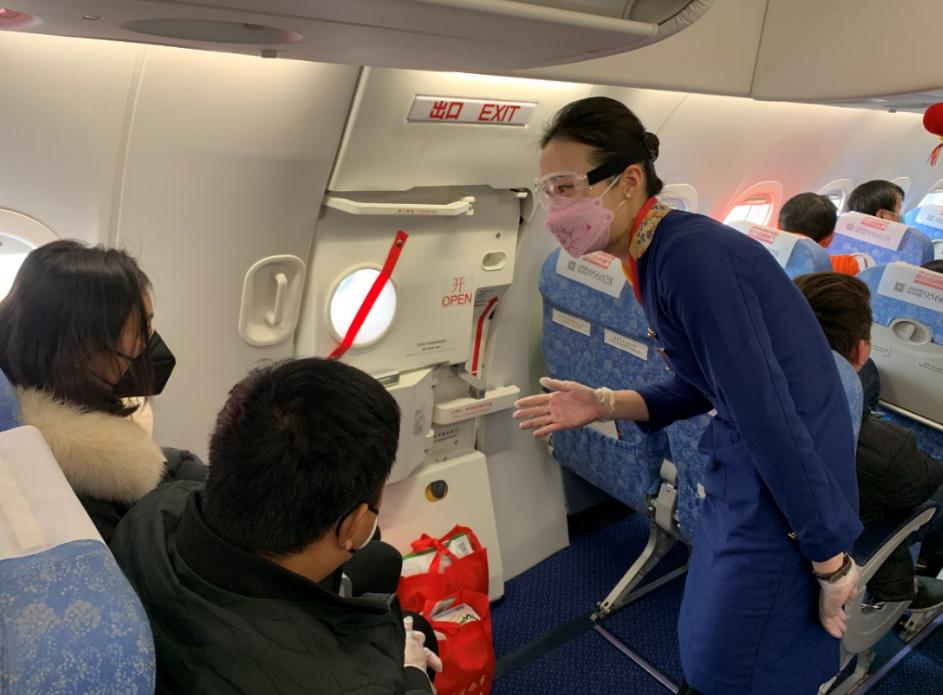 成都航空宣布:医护人员和在校师生乘坐公司航班 票价折后再<font color=red>便宜</font>一成