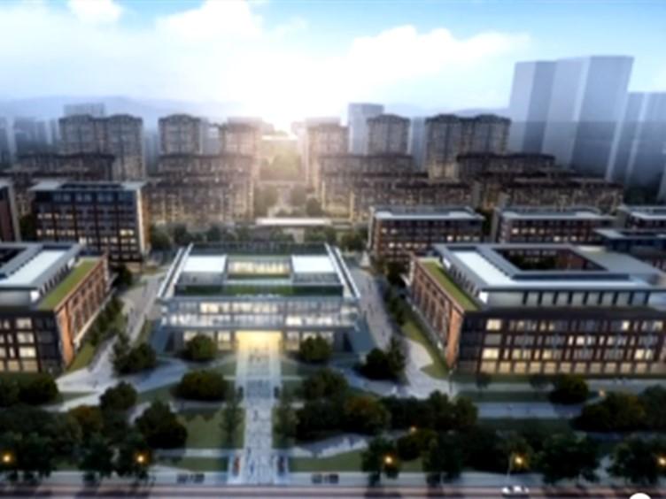 温江:新尚创智中心项目复工返岗率达80%