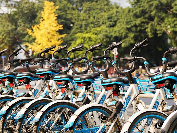 """@成都市民 共享单车也有""""健康码""""了!"""