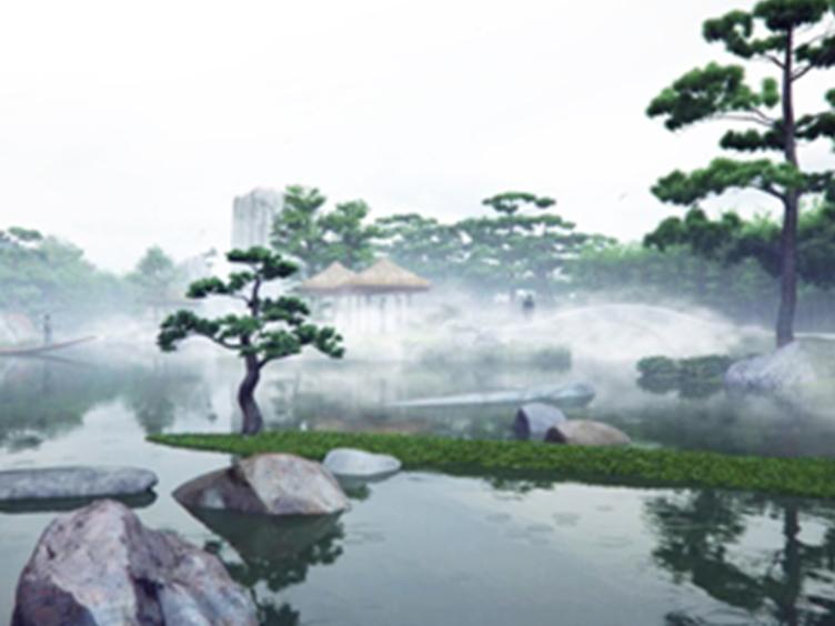 张大千艺术博物馆预计明年9月在锦城公园落成