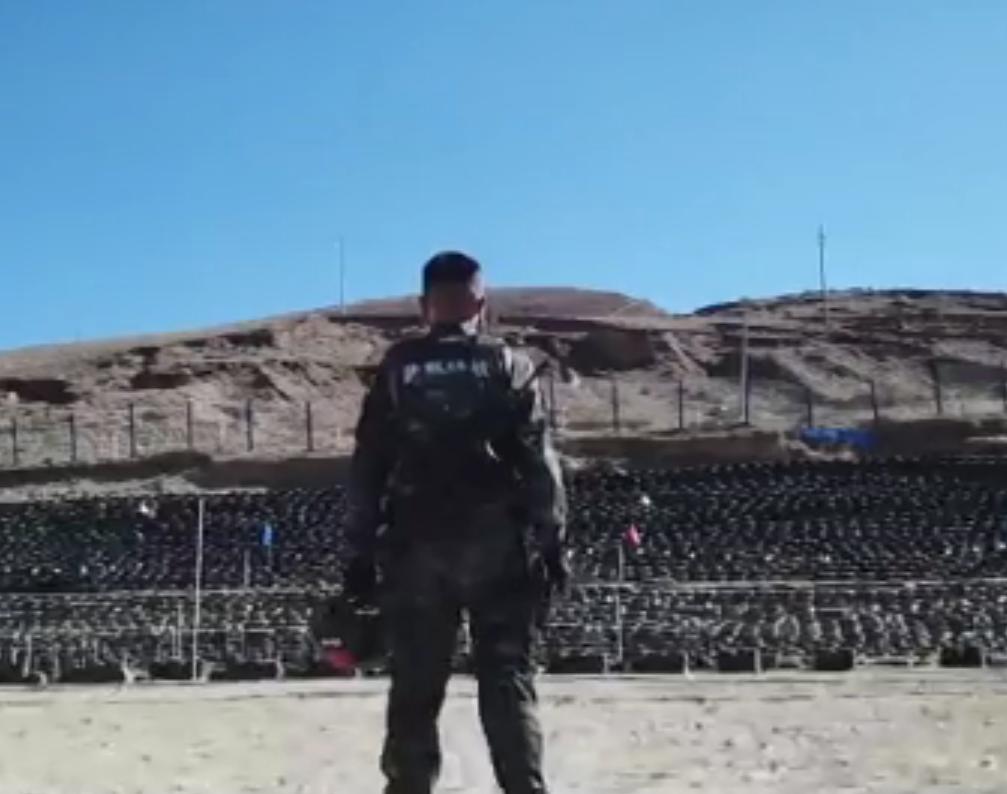 武警四川总队重磅推出青春励志短片:军营里青春的模样