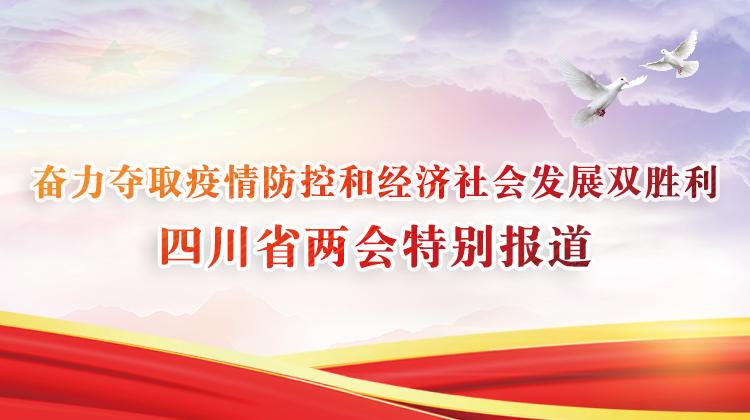 2020四川省两会特别报道