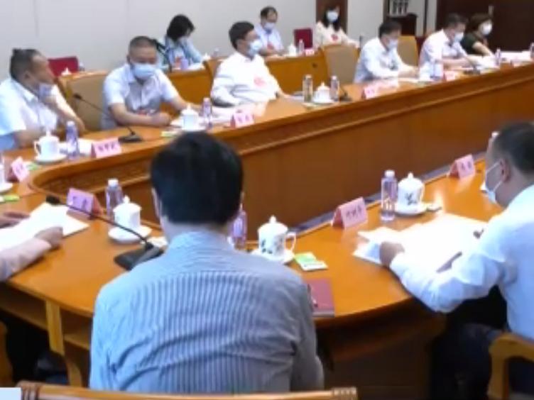 四川代表团提出21条建议