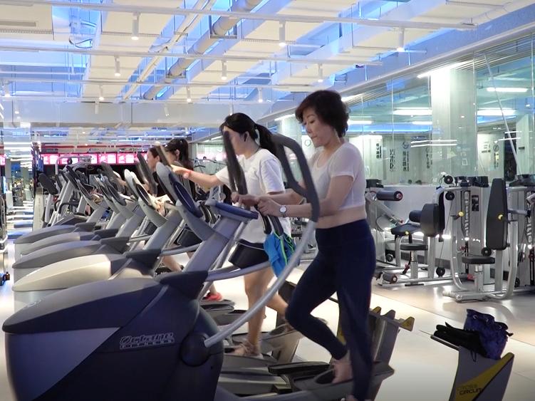 15分钟健身圈:大源社区让运动激发社区活力