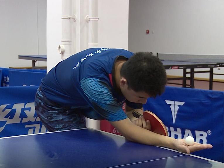 乒乓球训练(二)