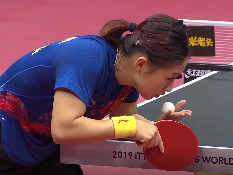 称霸乒乓球桌的进阶训练 (四)