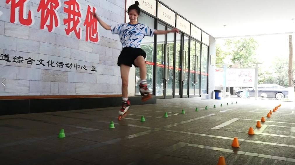 探寻15分钟健身圈:神仙树社区 体育增进邻里和睦