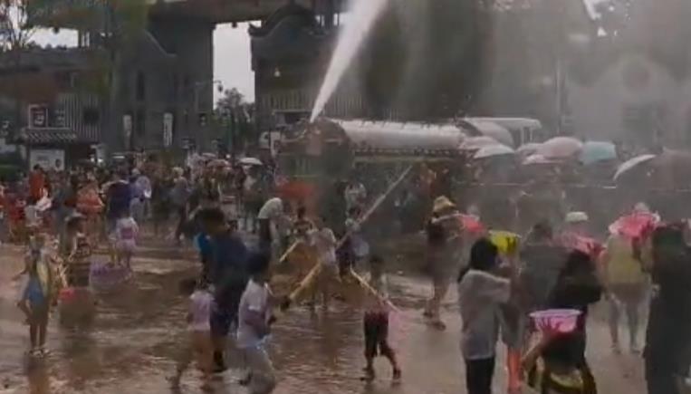 第二十届水龙文化节今天开幕 快来洛带清凉一夏吧!