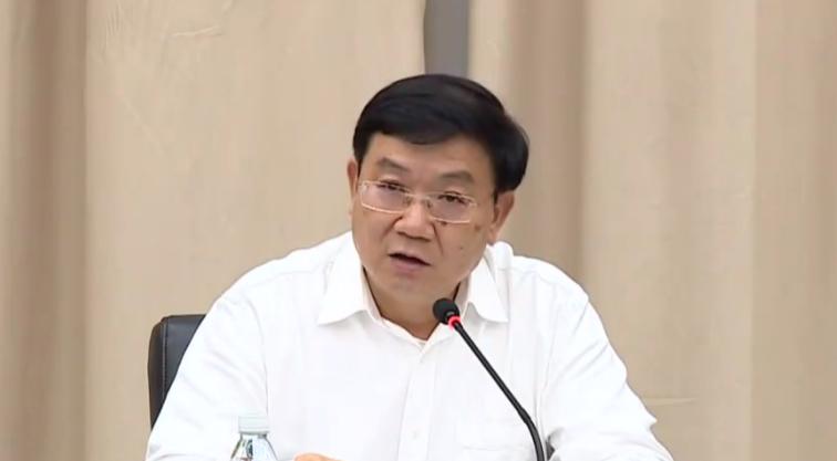 王凤朝:加快推进场馆建设 全力以赴推动各项目标任务如期完成