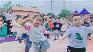 九江幼儿园萌娃开启别开生面的开学第一课