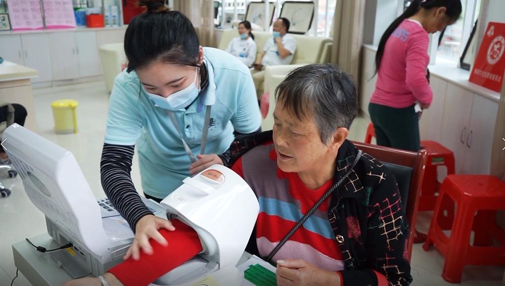 温江区开展全国第五次国民体质监测