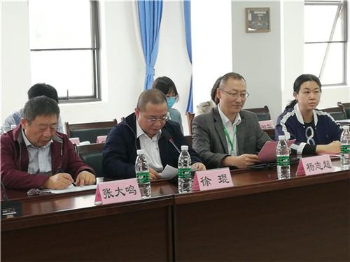 2青羊区教育局党组成员、副局长徐琨致欢迎词.jpg