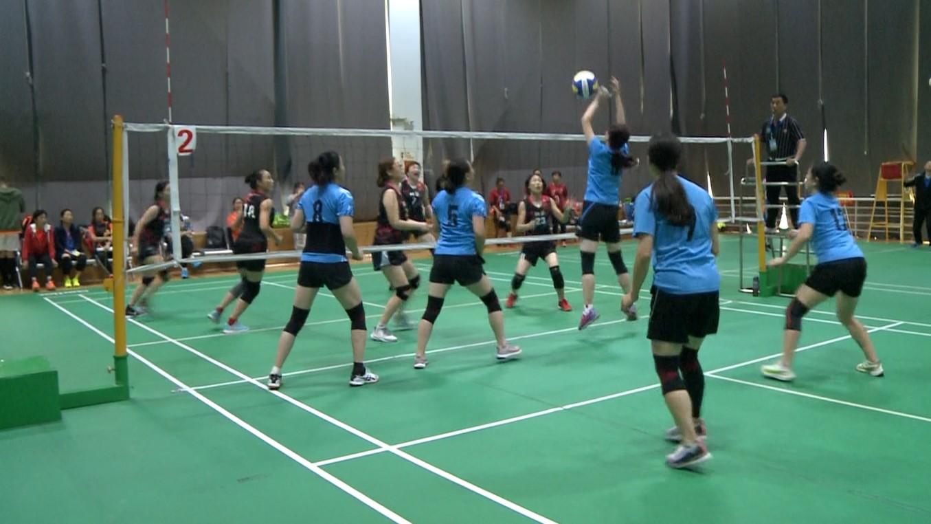 四川省中老年气排球邀请赛连续三年成功举办