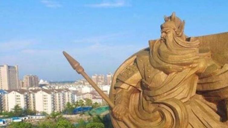 住建部通报批评湖北荆州巨型关公雕像问题