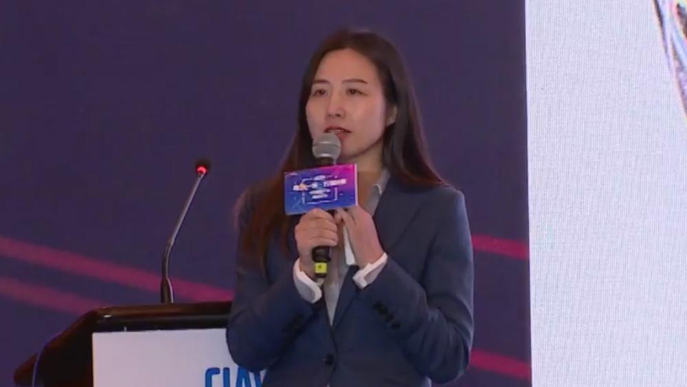 浙江博通影音科技股份有限公总经理史晶月:影视基因技术帮助传统媒体更好的转型
