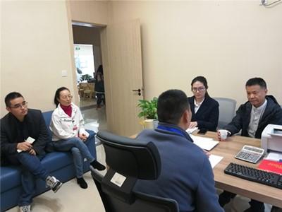 蒋红兵到成都高新区肖家河街道新光社区调研指导社区重点工作