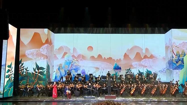 2021年成都新年音乐会曲目欣赏5丨《风华国乐——西蜀琴韵》