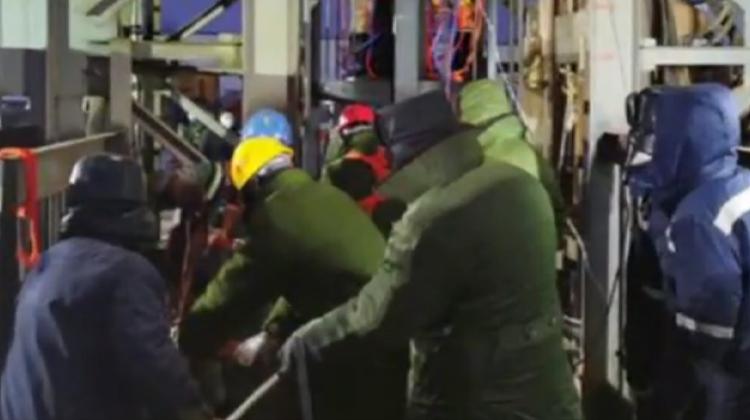 山东栖霞金矿事故救援最新进展:10人遇难1人仍在搜寻