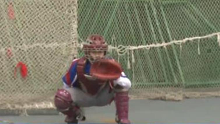 约会青春 | 走进石室天府中学 领略垒球的青春魅力(二)