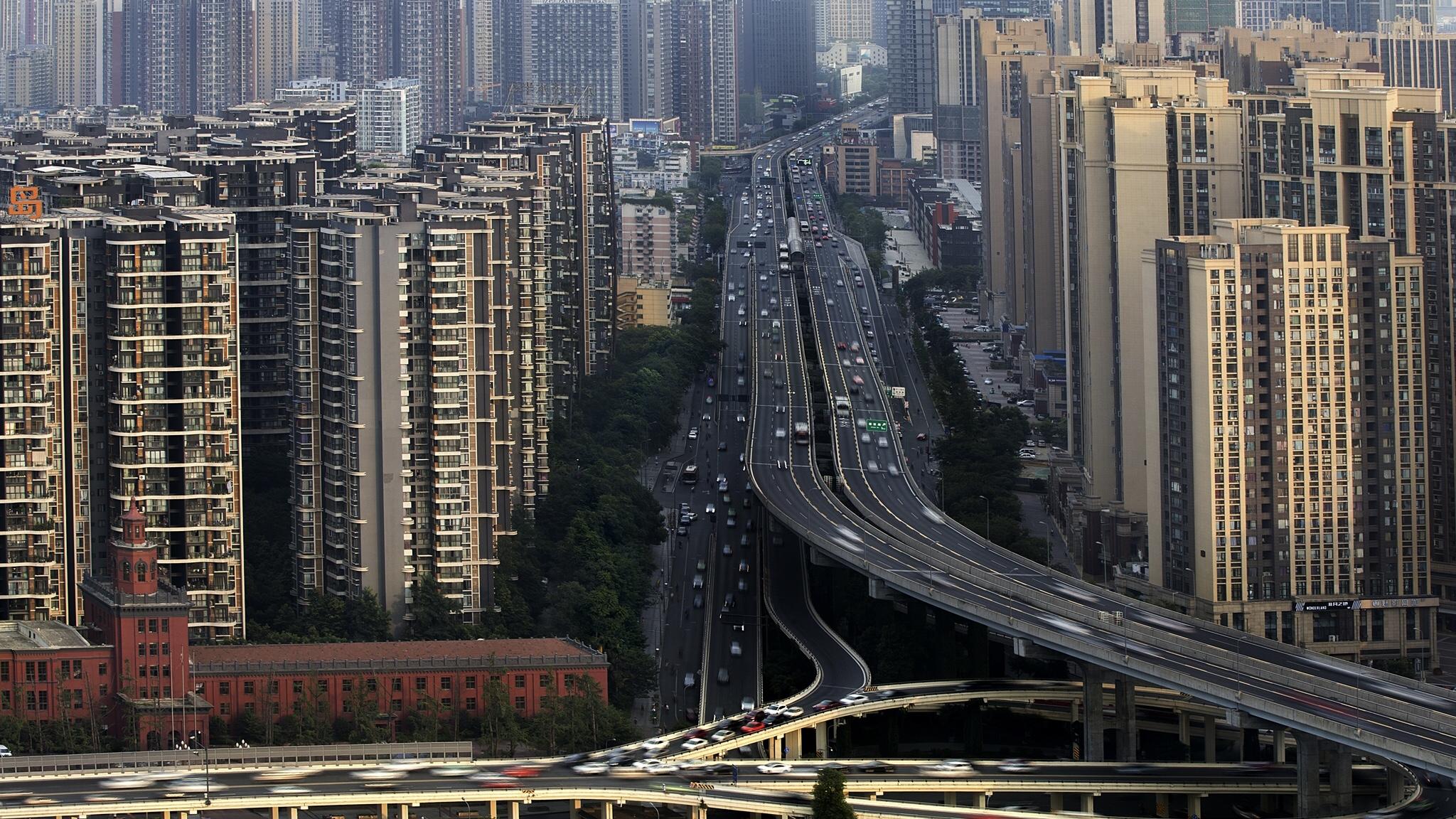 """奋进十四五丨""""十四五""""规划和2035年远景目标、2050年远景展望"""