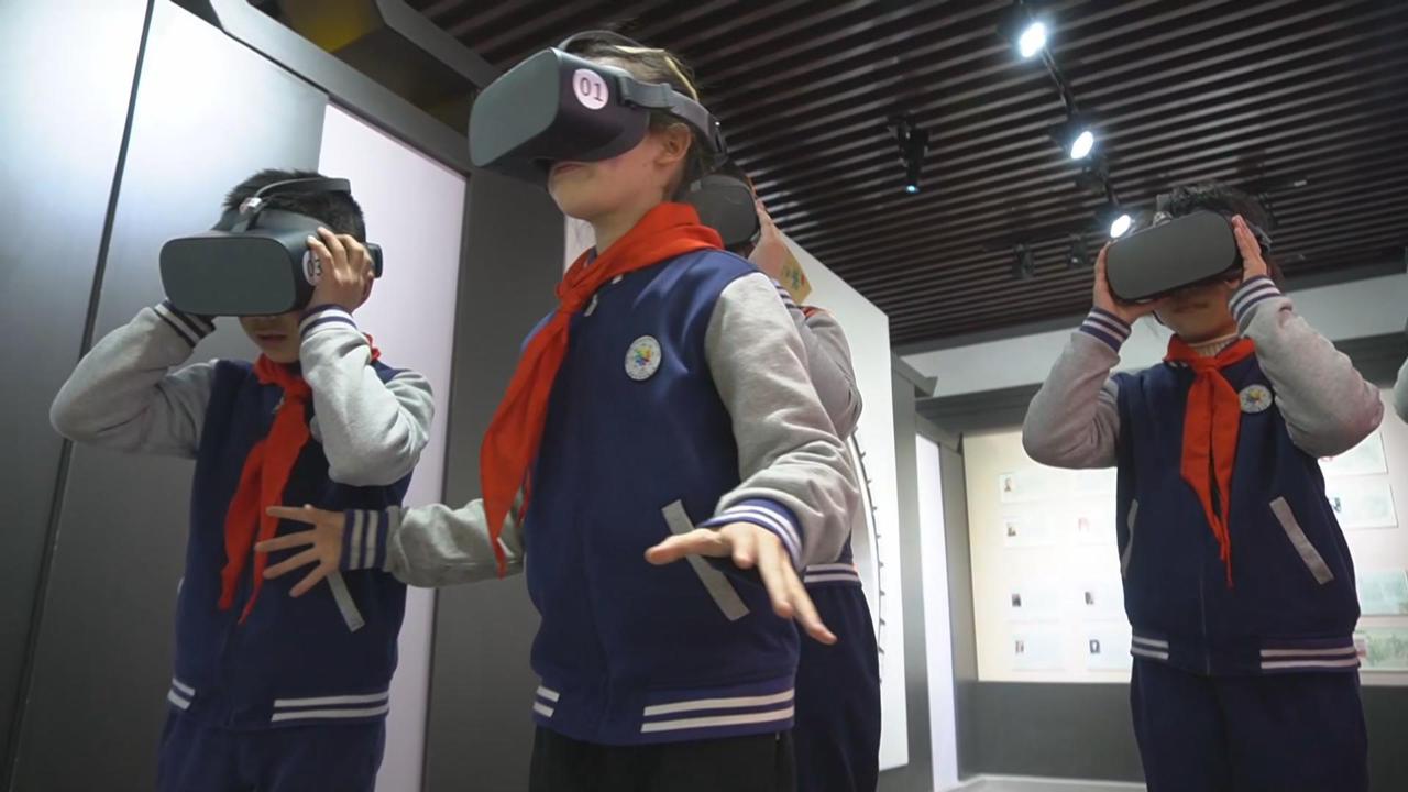 新时代党员故事丨晞光姐姐:真正让历史走进学生心灵