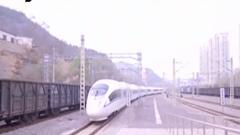 全國鐵路調圖 延安至成都首開直達動車
