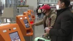 四川約200個客運站將全面推廣電子客票